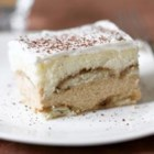 Tiramisu Cheesecake - Experience the taste of tiramisu in a spectacular, creamy cheesecake. Mamma mia!
