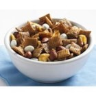 Cinnamon-Apple Chex(R) Mix - Yum! Brown sugar and cinnamon team up in this easy mix-make it for any get-together.