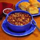 Smoky Chipotle Chili - Smoked jalapenos give Pace(R) Chipotle Salsa its unique flavor and make this a favorite in the great chili debate.