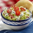 Marzetti(R) Red, White and Blue Slaw - Not just for Independence Day, this slaw features blue cheese, bacon, and cherry tomatoes. It's a summer sensation.