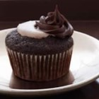 Triple Chocolate Cream Filled Cupcakes - The name says it all-a little piece of Heaven can soon be yours with some help from Duncan Hines. With a decadently rich cake and sumptuous, fluffy chocolate frosting, these tasty treats will have you baking up a storm!