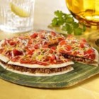 Mission Mexican Pizza - This South-of-the-border twist on pizza is a great way to change up your dinner menu.
