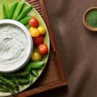 Beau Monde Dip - Whip up this delicious Beau Monde(R) dip in just 5 minutes, chill for a bit, then serve with your favorite crackers, chips, and veggies.
