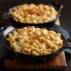 Chipotle Macaroni and Cheese - Creamy mac and cheese gets a spicy kick with the addition of chipotle peppers and pepper jack cheese.