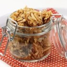 Almond Crunch Granola - Homemade granola, with toasted almonds, coconut, and oats, is perfect for sprinkling on yogurt or just snacking on by the handful.