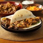 Slow Cooker Carnitas from Old El Paso(R) - Using a slow cooker will create a delicious, authentic dish with very little hands-on time.
