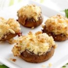 RWOP Finalist: PHILLY Stuffed Mushrooms - From Real Women of Philadelphia 2010 Finalist Annette Gladys: Buttery, crispy breadcrumbs atop cream cheesy-stuffed mushrooms are an appetizer any guest would enjoy!