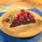 Campbell's Kitchen Chocolate Velvet Torte - Rich chocolate pastry cream fills a flaky crust for an easy-but-elegant final course. Start with Pepperidge Farm(R) Puff Pastry Sheets to make this dessert foolproof, and garnish each serving with fresh berries.