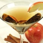Awesome Apple Martinis - Apple schnapps, vodka and apple juice are shaken, not stirred.