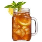 Cranberry Orange Iced Tea - When the temperature rises, stay cool with this cranberry and citrus iced tea.