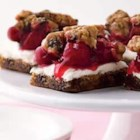 Kim's Cherry Chocolate Chip Bars