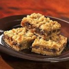 Smucker's(R) Oatmeal Carmelitas - These decadent oat bars are packed with chocolate chips, nuts, and gooey caramel.