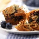 Blueberry Bran Muffins - Try delicious Blueberry Bran Muffins from Ocean Spray for a treat the whole family can enjoy all summer long.