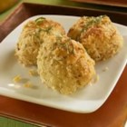 Sister Schubert's(R) Walnut Asiago Bites - These savory bites are full of cheesy flavor.
