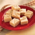 Jif(R) Peanut Butter Fudge - Set out pieces of this creamy peanut butter fudge on your next holiday tray.