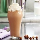 Chocolate Hazelnut Milkshake - A delicious and easy milkshake with mocha cappuccino flavors makes a refreshing snack.