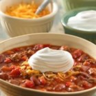 Hearty Lean Chili - Warm up a chilly night with Daisy Brand Hearty Lean Chili. Find the recipes at Daisy Brand.
