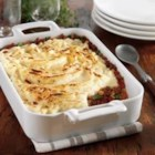Simply Potatoes(R) Easy Shepherd's Pie - Hearty and delicious, this shepherd's pie preps in just 15 minutes by using Simply Potatoes(R) Mashed Potatoes.