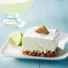 Shreddies Frozen Margarita Squares - This delicious dessert has a cool, creamy lime filling with an easy crumb crust.