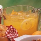 Sunny Orange Lemonade - Here's a beverage that'll really hit the spot. Filled with tangy goodness, it'll quench your thirst any time of year. 'I like to use tree-ripened lemons and oranges that are so abundant here in Florida,' notes Martha Schwartz from Sarasota. 'It's a must for beach picnics.'