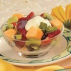 Lemonade Fruit Dressing - 'I like to dollop this tart yet rich dressing over an assortment of seasonal fruit,' shares Emma Magielda of Amsterdam, New York. 'It makes a very colorful and refreshing dessert that helps beat the summer heat.'