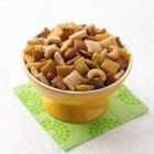 Indian Spiced Chex(R) Mix - Stir up a taste adventure with three tasty cereals, three crunchy nuts, and a perfect blend of spices.