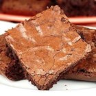 Brownies III - A basic brownie recipe that is quick and easy to mix up and calls for ingredients that are usually already on hand.