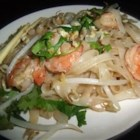 A Pad Thai Worth Making - The wonderful national noodle dish of Thailand, it is now served in many trendy restaurants. It can be adjusted to your taste, add ingredients that you like and make it as spicy or tart as you want to. It is also great as a basis for a stir fry of leftovers. This is a recipe for those who like it HOT, if you can't handle the heat, go easy on the chile sauce.