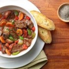 Slow Cooker Beef Stew by Spice Islands(R) - Dinner doesn't get easier than this rich beef stew loaded with veggies and fragrant with herbs--just let your slow cooker do the work.