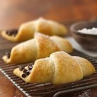 Chocolate-Filled Crescents - A decadent dessert with only 2 ingredients? It's a Crescent wow!