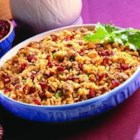 Sausage and Wild Rice Stuffing