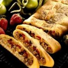 Italian Sausage Appetizer Bread - So flavorful and comforting . . . perfect anytime!