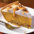 Turtles(R) Pumpkin Pie - This recipe takes pumpkin pie to a whole new level, with drizzled caramel, chopped pecans and airy COOL WHIP Whipped Topping. Cue the applause.