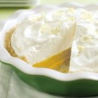 "Easy Lemon ""Meringue"" Pie - The best and easiest lemon meringue pie EVER! Just don't get antsy and add the topping to the pie until the filling is set or you'll have overflow issues."