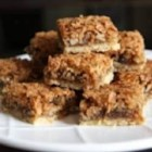 Coconut Walnut Squares - These squares are a tasty way to enjoy a treat. The combination of coconut with walnut makes these squares a delicious delight.