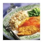 Apricot Lemon Sole - This apricot sauce is a wonderful compliment to these lightly-battered sole filets.