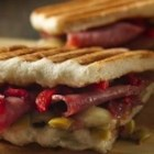 Italian Panini - Pillsbury(R) refrigerated breads make a great start for easy panini!