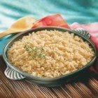 Broth Simmered Rice - What a difference one ingredient can make - you will be amazed at the flavor improvement Swanson(R) Broth makes when you taste rice cooked in broth instead of water.