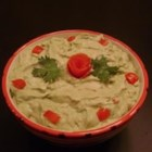 Tucson Guacamole - This cream cheese and green chile guacamole recipe is perfect with corn chips.  For family holidays, parties, barbecues and get togethers, we always have this made.