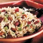 Cranberry Pecan Brown Rice Stuffing - This stuffing also makes an excellent and flavorful side dish.