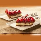 Cherry-Chocolate Macaroon Pie - This coconutty, chocolatey, cherry pie is sure to garner raves!