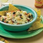 South of the Border Hash Brown Bake - Crisp bell peppers, black beans and Monterey Jack cheese add delicious flavor to this easy casserole.
