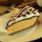 Decadent Peanut Butter Pie - The famously irresistible duo -- peanut butter and chocolate -- come together in this rich and creamy pie.