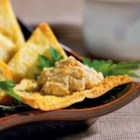 Zesty Walnut Hummus - An ultra nutritious dip that is easy to prepare and makes a great snack or appetizer.