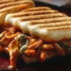 Buffalo Chicken Panini - In only 20 minutes, you can have flavorful panini sandwiches ready to eat!