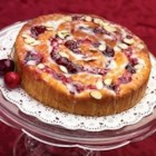 Smucker's(R) Cherry Swirl Coffee Cake - Sweet swirls of cherry preserves make this coffee cake especially delightful.