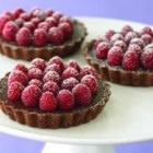 Ghirardelli® Chocolate Raspberry Tartlets
