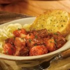 Roasted Garlic Beef Stew with Pepperidge Farm® Texas Toast