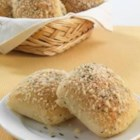 Sister Schubert's(R) Herb Garlic and Cheese Rolls - These soft and warm rolls are flavored with a mouthwatering blend of Italian herbs, garlic and Parmesan cheese.