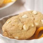 Photo of: White Chip Orange Cookies - Recipe of the Day